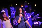Chemda (Keith and the Girl) sings with the Titanics at Big Band Hot 100