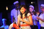 Jen Kwok sings with the Titanics at Big Band Hot 100
